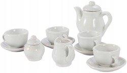 Set ceramica de ceai, pentru pictat [1]