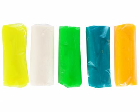 Set de joaca plastilina, Fructe [4]