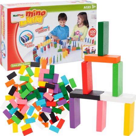 Set domino, 100 piese [1]