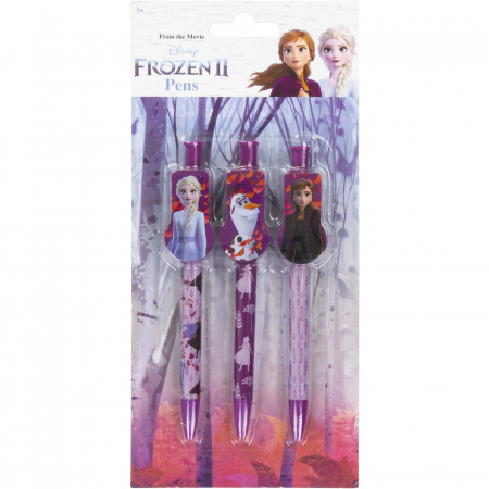 Set 3 pixuri Frozen 20