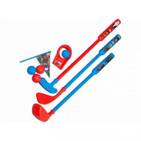 Set golf Spiderman1