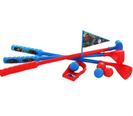 Set golf Spiderman2