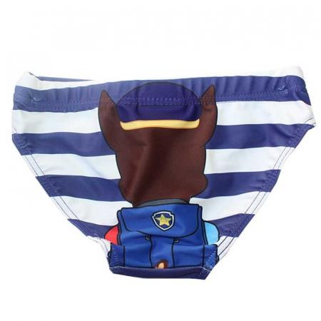 Slip baie Paw Patrol albastru 6 ani,116 cm1