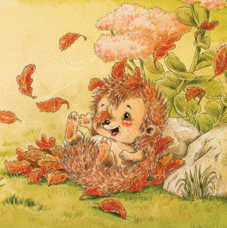 Somn usor, micutule arici! [1]