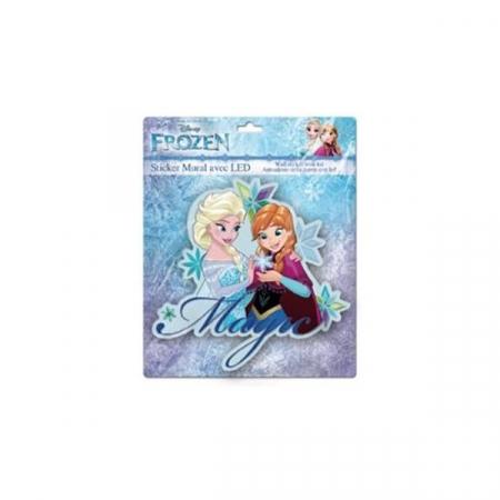 Sticker de perete cu led Frozen Magic, SunCity0