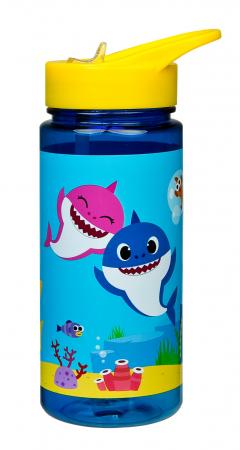 Sticla plastic pentru apa, Baby Shark 500 ml [1]