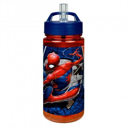 Sticla plastic pentru apa, Spiderman0