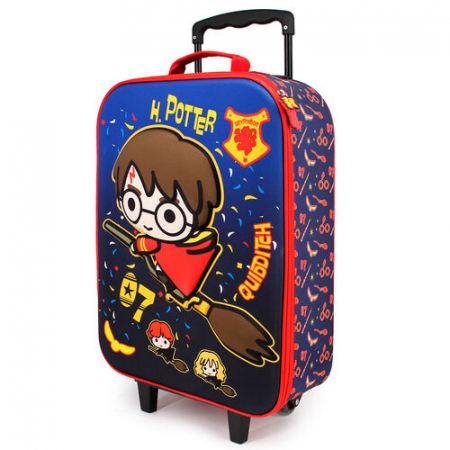 Troler Harry Potter Quidditch 3D, 52x34x17cm [1]