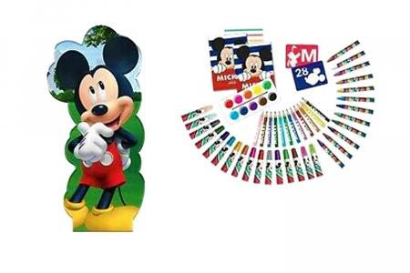 Trusa desen Mickey Mouse 56 piese2
