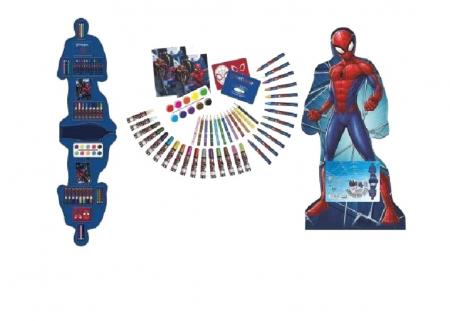 Trusa desen Spiderman 56 piese0