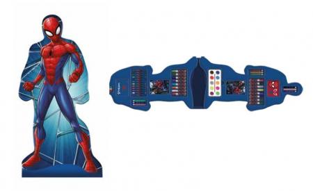 Trusa desen Spiderman 56 piese3