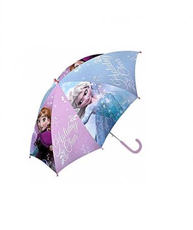 Umbrela Frozen mov 76 cm0