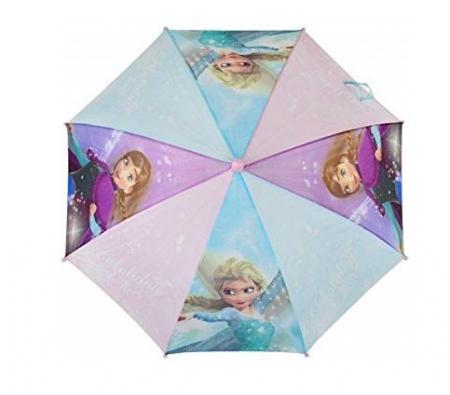 Umbrela Frozen mov 76 cm1