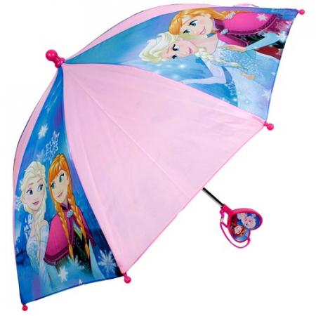 Umbrela manuala Frozen 69 cm [0]