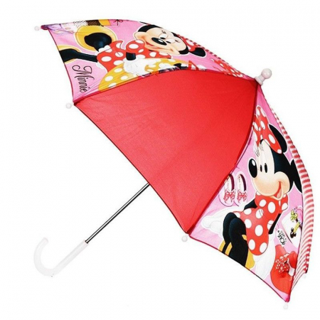 Umbrela manuala Minnie Mouse 69 cm0