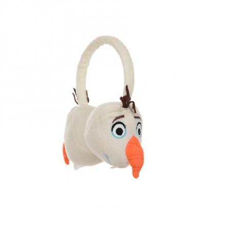 Urechi de iarna Frozen Olaf alb [3]