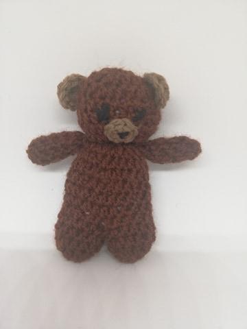 Ursuleți crosetați handmade 2