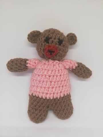 Ursuleți crosetați handmade 0