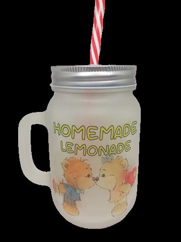 cana-de-sticla-personalizata-homemade-lemonade 1
