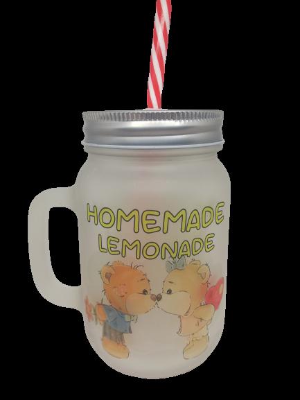 cana-de-sticla-personalizata-homemade-lemonade 2