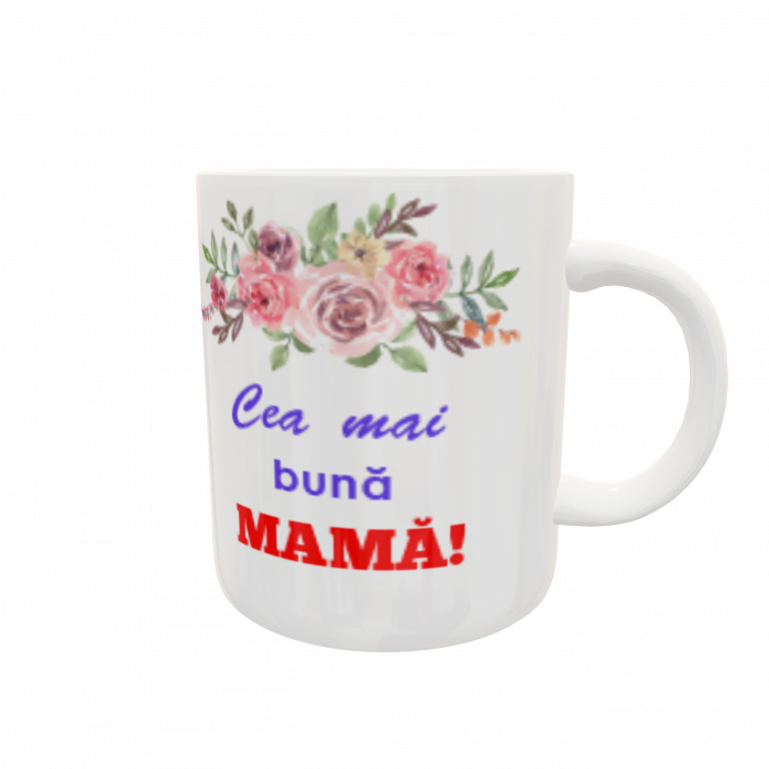 Cană personalizată - Best mom ever 2