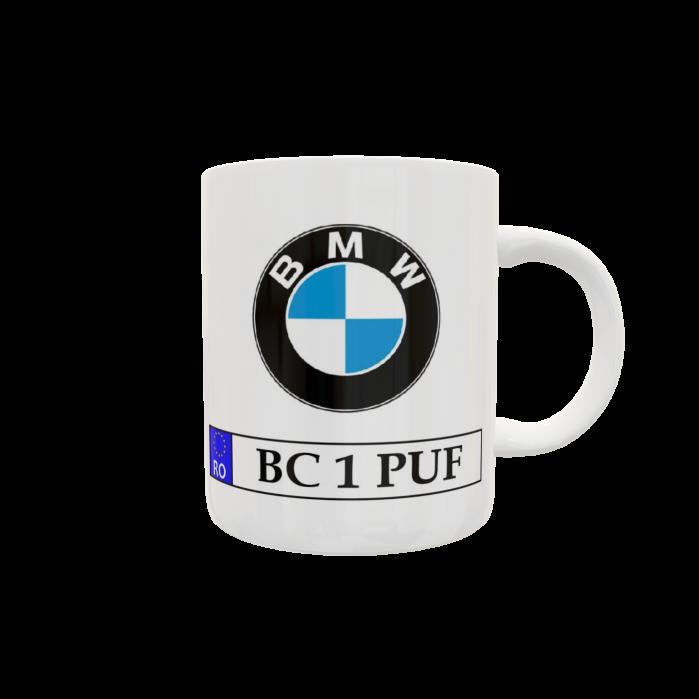 Cană personalizată Auto-BMW 0