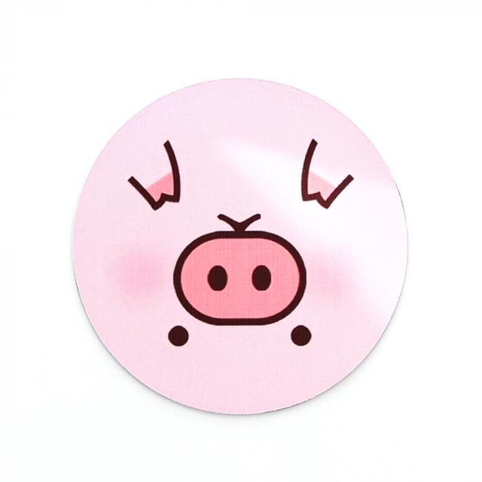 Mousepad personalizat rotund 4
