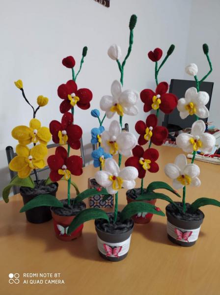 orhidee-crosetata-handmade 1