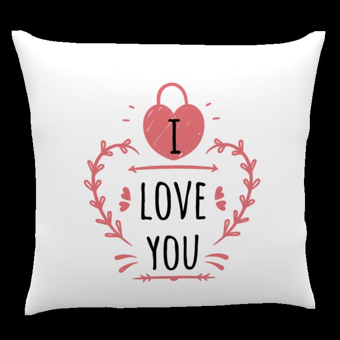 Pernă personalizată Love 3