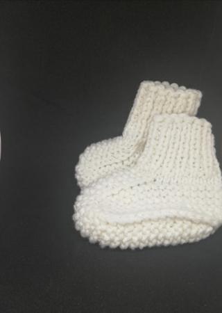 Botoșei handmade albi1