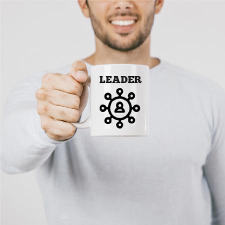 Cană personalizată - LEADER0