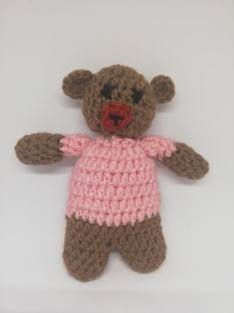 Ursuleți crosetați handmade0