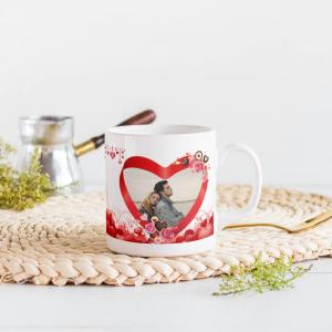 Cană personalizată cu poză, Valentine`s Day0