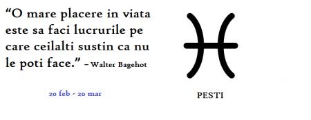 Cană personalizată - Zodia Pești1