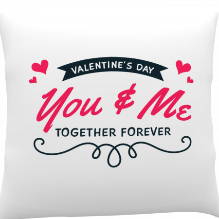Pernă personalizată You and Me0