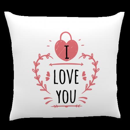 Pernă personalizată Love3