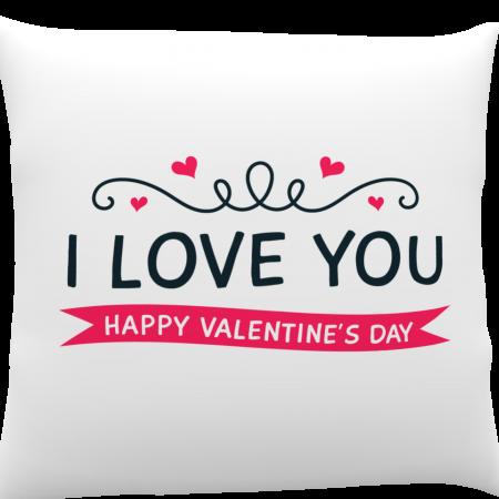 Pernă personalizată Love2