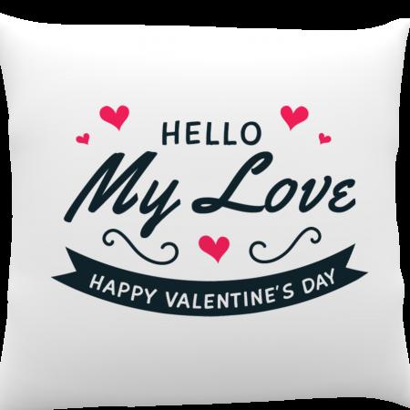 Pernă personalizată Love1