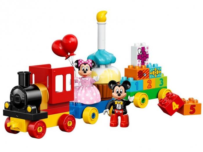 10597 LEGO® DUPLO® Parada de ziua lui Mickey si Minnie [3]