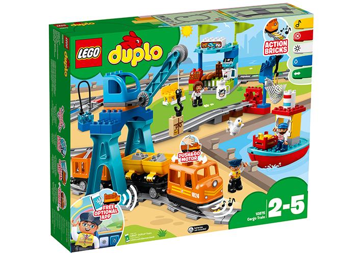 10875 LEGO® DUPLO® Marfar  0