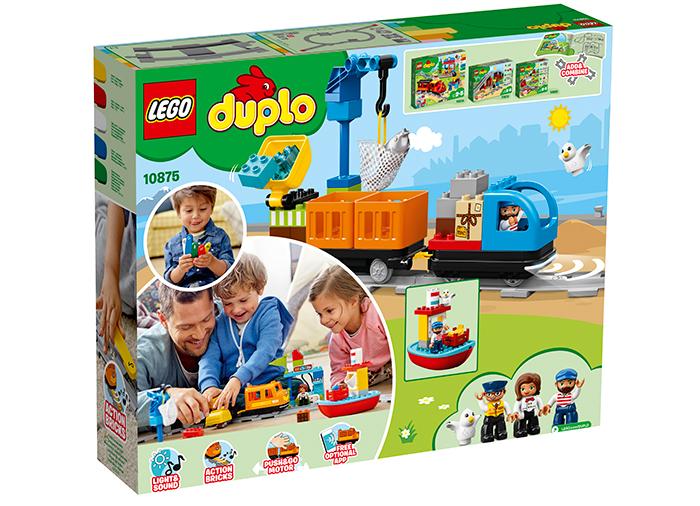 10875 LEGO® DUPLO® Marfar  1