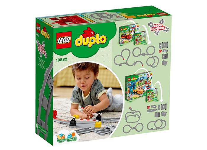 10882 LEGO® DUPLO® Sine de cale ferata  [1]