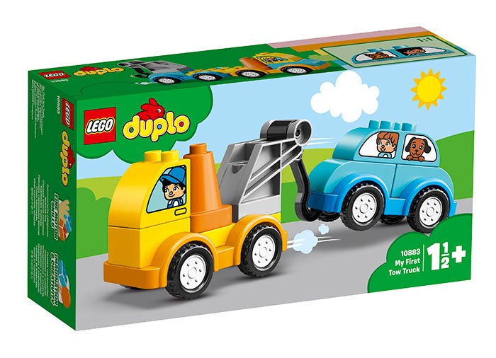 10883 LEGO® DUPLO®: Primul meu camion de remorcare 1