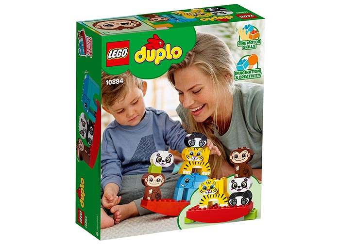 10884 LEGO® DUPLO®: Primul meu balansoar cu animale 0
