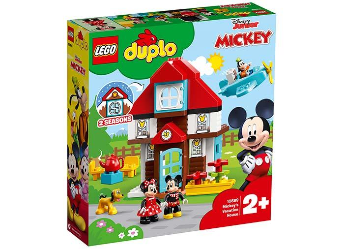 10889 LEGO® DUPLO®: Casa de vacanta a lui Mickey  1