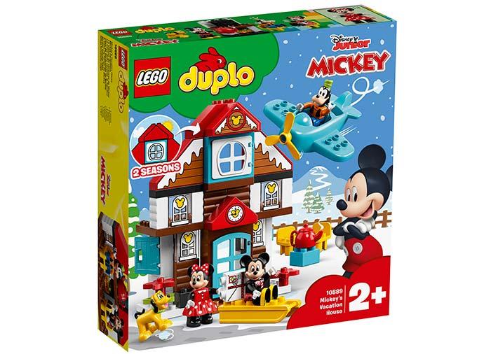 10889 LEGO® DUPLO®: Casa de vacanta a lui Mickey  0