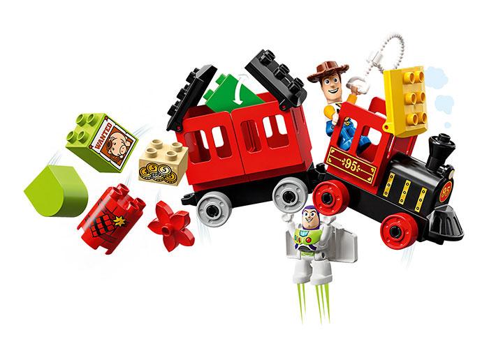 10894 LEGO® DUPLO®: Tren Toy Story 11