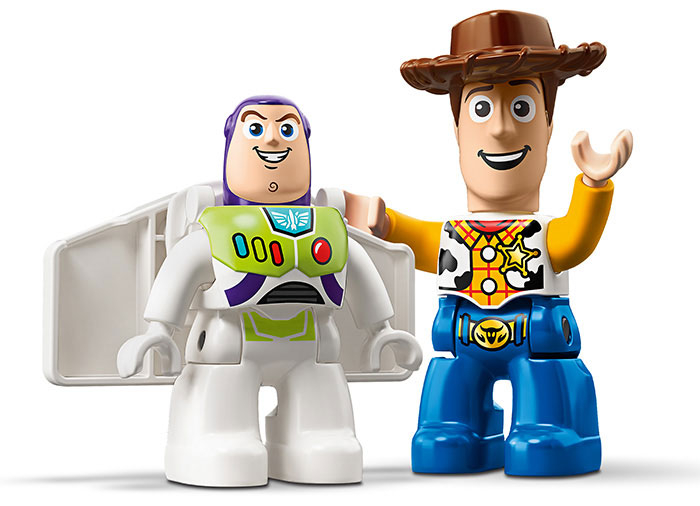 10894 LEGO® DUPLO®: Tren Toy Story 6