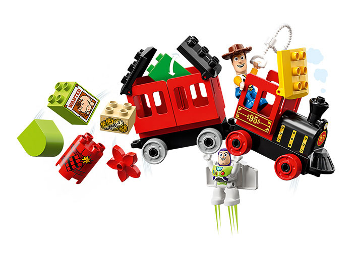10894 LEGO® DUPLO®: Tren Toy Story 4