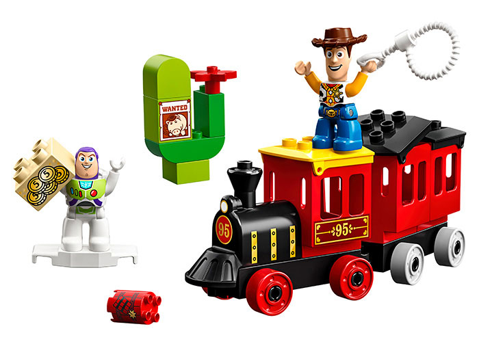 10894 LEGO® DUPLO®: Tren Toy Story 9